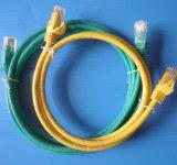 Gato. cuerda de corrección del PVC de 5e UTP