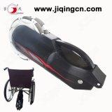 セリウムが付いている低雑音の回転半径78cmの電動車椅子