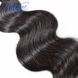 capelli umani estratti doppio del corpo 9A del Virgin cinese dell'onda