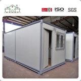 Серый стальной конструкции сэндвич EPS сегменте панельного домостроения в контейнер каюте доме на Филиппинах