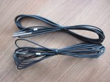 IP67 PT000 Waterproof Temperature Sensor Probe with 2 Wires