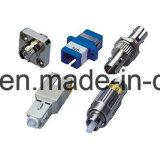 De fibra óptica LC 3 dB atenuadorFemale-Male fijo (tabique)