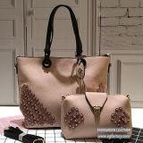 新しいデザインハンドバッグの女性ショルダー・バッグの女性の小型の財布Sh397が付いている大きいサイズのショッピングハンドバッグ