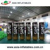 Boe di pubblicità gonfiabili personalizzate promozionali del cilindro dell'indicatore