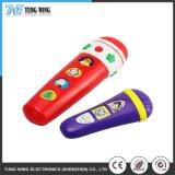 Красочные электрический малых интеллектуальной звук детский музыкальный игрушка