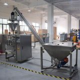 La vis de remplissage de vis de vidange vertical automatique machine de conditionnement du convoyeur de poudre