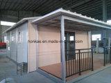 倉庫または研修会のための携帯用プレハブの鉄骨構造