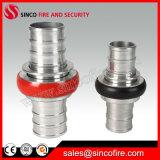 Aluminium/de Brandslang Coupling van Brass Machino voor Brandslang