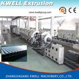 Extrusora material da tubulação da extrusão Machine/PPR do polietileno da fibra de vidro média da camada
