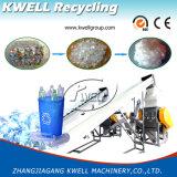 Frasco do animal de estimação que recicl a máquina de lavar quente da sucata da máquina/animal de estimação/planta de recicl plástica