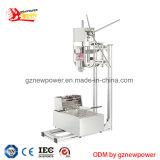 Испания Churros наливной Maker фритюрницы Churros бумагоделательной машины коммерческого