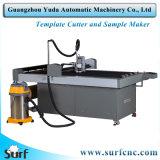 Cnc-Papierbeispielscherblock Belüftung-Acrylschablonen-Plastikausschnitt-Maschine