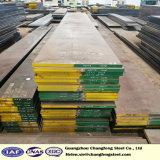 Стальной лист 1.2083/420/S136 плоских прутков из нержавеющей стали