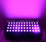고성능 60X 3W RGB LED 벽 세탁기 빛/방수 IP65 LED 플러드 빛
