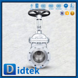 Válvula de porta de aumentação da haste da flange do RUÍDO En1092-1 de Didtek