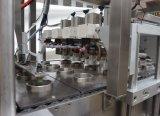 Automatische het Vullen van de Kop Verzegelende Machine voor Sap met Deeltje