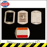 Vite prigioniera riflettente di plastica della diramazione dell'ABS di sicurezza di strada principale doppia