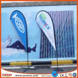 La publicité extérieure Drapeau Drapeau de vent de la bannière