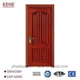 Puertas de madera de Miami de la puerta principal de madera en interiores de diseño de la talla en madera