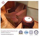 セットされる中国ファブリックソファーが付いている方法ホテルの家具(YB-O-1)
