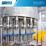 Impianto di imbottigliamento di riempimento dell'acqua minerale con il ventilatore della bottiglia