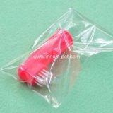 Brosse à dents en plastique molle de crabot pour la brosse à dents d'animal familier de nettoyage de dent