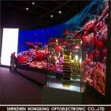 A todo color para interiores P6 Instalación fija precio de fábrica de la pantalla de LED