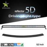 indicatori luminosi luminosi eccellenti della barca curati 5D di 500W 52inch LED