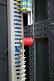 Rek van de Server van het Gebruik van het Centrum van gegevens het Vrije Bevindende