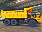 De Vrachtwagen van de Kipwagen van de Mijnbouw van het Merk van Sinotruk POWSUN 6*4