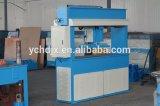 Máquina de estaca hidráulica da tela dos vestuários da cabeça do curso do fornecedor de China