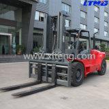 A qualidade superior fêz em China o preço Diesel do Forklift de 10 toneladas