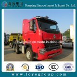 使用されたトラクターのトラックのSinotruk HOWO A7 420HP 6X4のトラクターのトラック