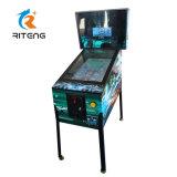 En el interior de diversiones de Monedas juego virtual juego de Pinball máquina