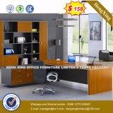 L bureau d'ordinateur de forme/meubles de Home Office (HX-8N1379)