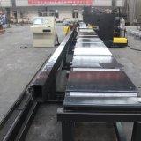 Несколько станций CNC машины для пробивания отверстий пластины