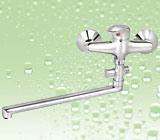 Singolo rubinetto A025 della cucina della leva