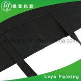 Saco não tecido Dustproof popular da tampa do terno do saco de vestuário do curso da dobradura com o punho forte da correia