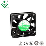 UL approvata di Ventailation del ventilatore della stufa alimentata mini calore di CC di Xj6015 60X60X15mm 12V 5V, Ce, certificato di RoHS