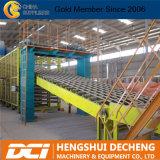 Linha de produção de placas de gesso com serviço de instalação