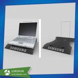 Support d'écran d'ordinateur en acrylique en plastique personnalisé