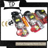 Facile neuf d'utiliser le mini élévateur à chaînes électrique 100kg