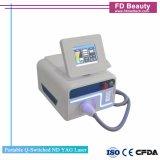 prix d'usine 1064nm 532nm Q switched Nd Tattoo dépose de la machine laser YAG