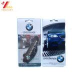 Logo personnalisé voiture/voiture automatique de papier de forme de lignes réseau Diffuseur de parfum pour BMW cadeau de promotion