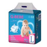 고급 질 경제 포장 저가 중국에서 처분할 수 있는 중국 아기 기저귀 제조자