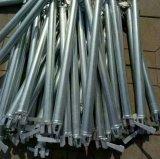 Розетка лесов Ringlock гальванизированная вспомогательным оборудованием стальная