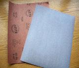 Papier de sablage couché par stéarate