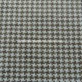 Balck и белого цвета из тончайшего проверьте диван ткань