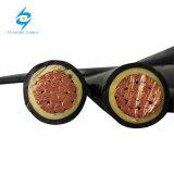 1 Core simple coeur de câble d'alimentation en polyéthylène réticulé 70mm 300mm2 500mm 630mm