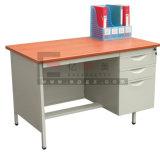 Vector de madera popular del escritorio del profesor con dos cajones
